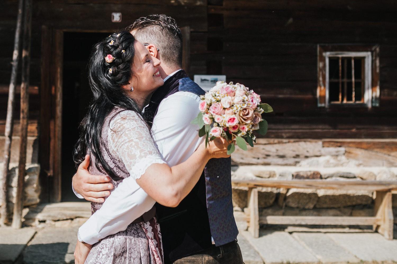 Hochzeit im Museumsdorf Tittling,