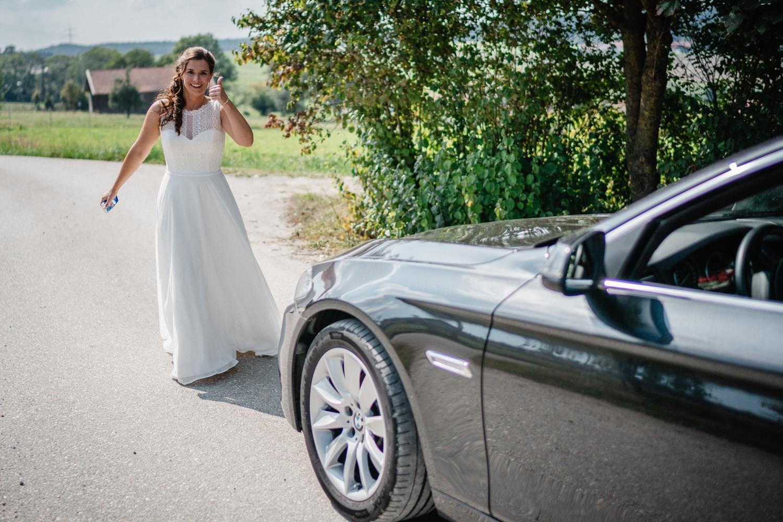 Hochzeit im Hofgut Hafnerleiten, Bad Birnbach, Alles Ok!