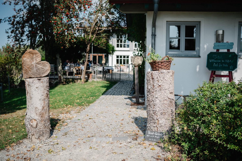Hochzeit im Hofgut Hafnerleiten, Bad Birnbach, Foto von der Location